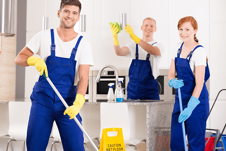 Detailed Deep Cleaning Services Detailed Deep Cleaning Services